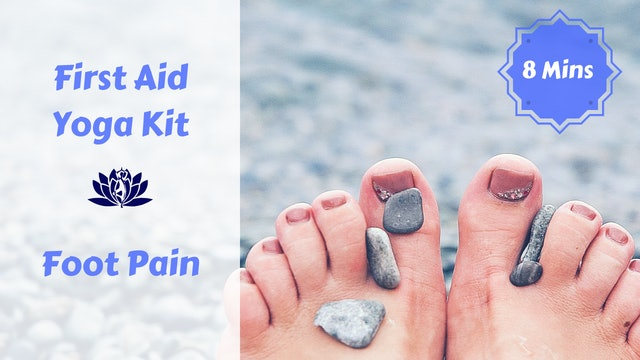 First Aid Kit | Foot Pain | All About the Feet