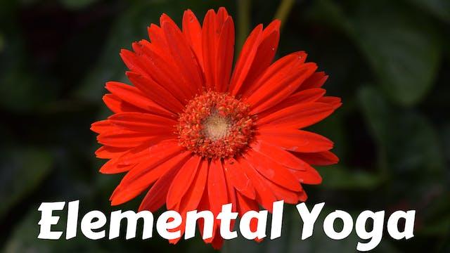 Elemental Yin Yoga