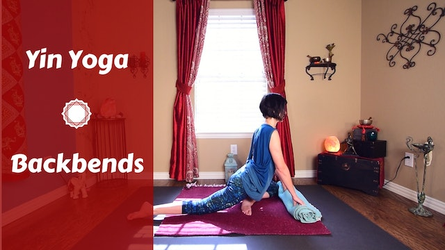 Yin Yoga Backbends | Deepening Your Experience