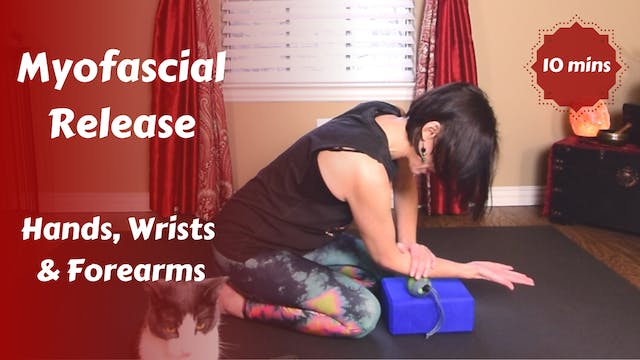 Myofascial Release for Hands, Wrists ...
