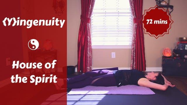 {Y}ingenuity | House of the Spirit | ...