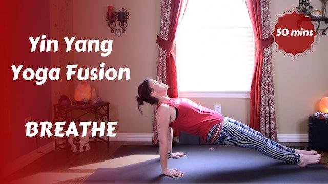 Yinspired Full Body Yin Yang Yoga Fusion | Breathe