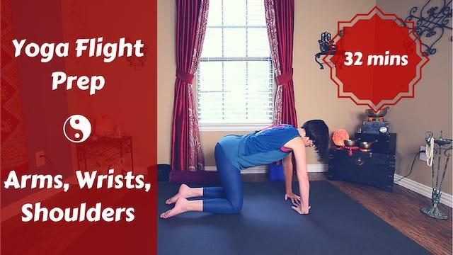 Yoga Flight Prep