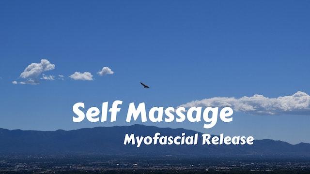 Self Massage Acupressure Myofascial Release