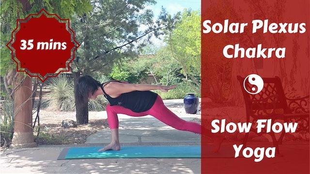 Solar Plexus Chakra Flow | Personal Power