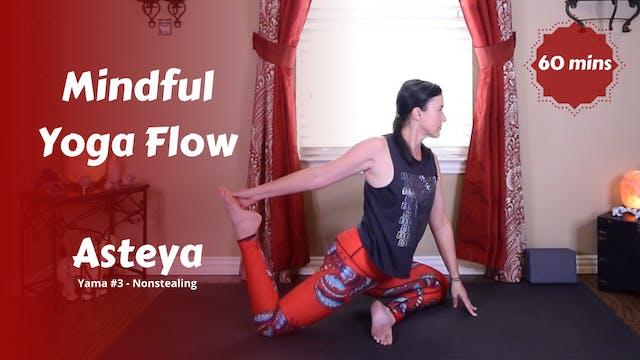 Mindful Full Body Yoga Flow | Asteya ...