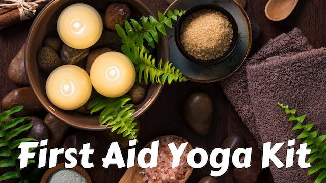 First Aid Yoga Kit