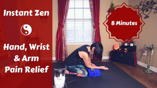 Myofascial Release for Hands, Wrists & Forearms
