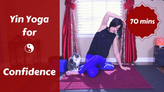 Yin Yoga for Self Confidence