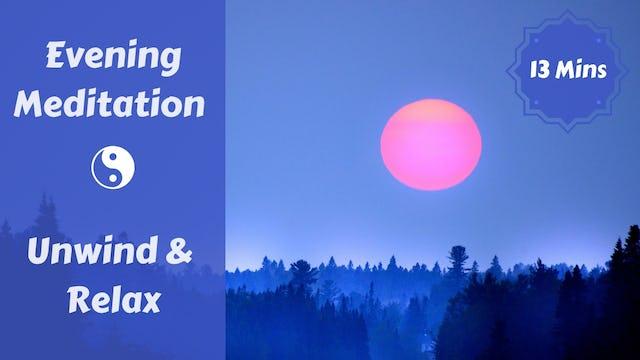 Evening Wind Down Meditation
