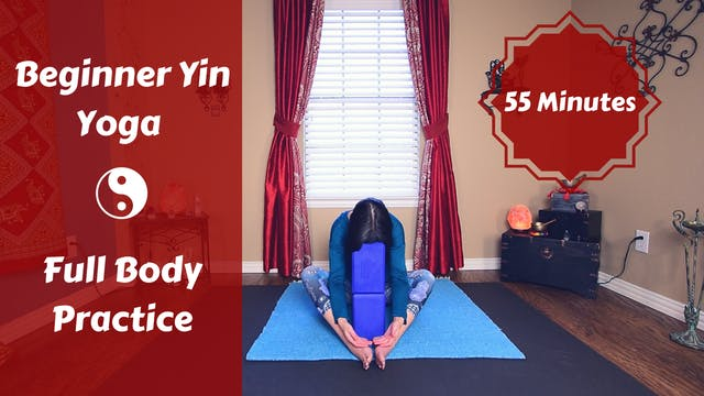 Beginner Yin Yoga Full Body Practice