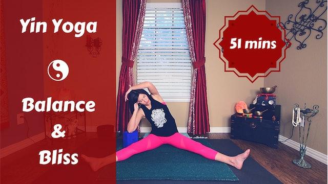 Yin Yoga ☯️ Balance & Bliss | Equinox Full Body Yin