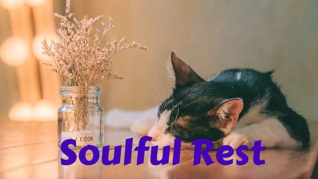 Soulful Rest | Restorative Yoga