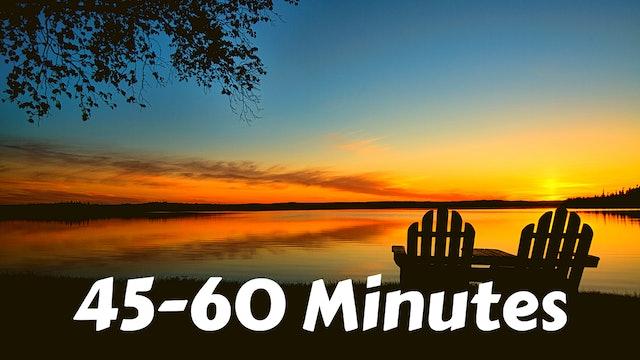 Yoga 45-60 Minutes