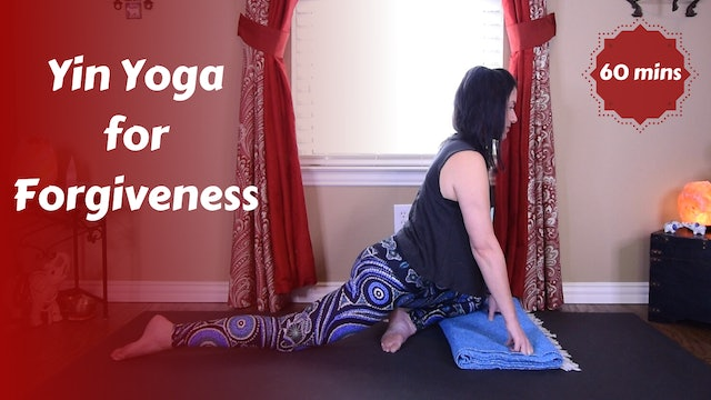 Yin Yoga for Forgiveness