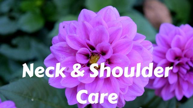 Neck & Shoulder Care