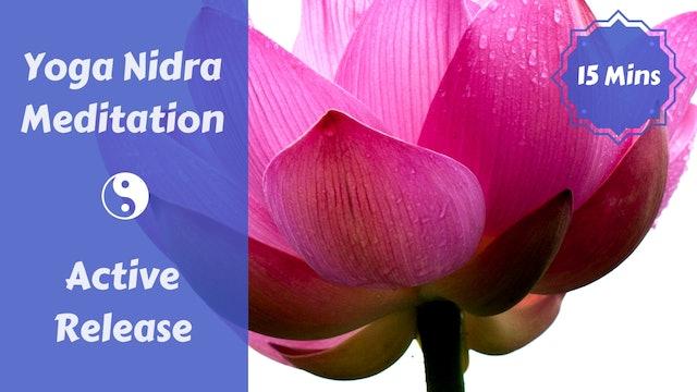 Yoga Nidra Body Scan Active Release