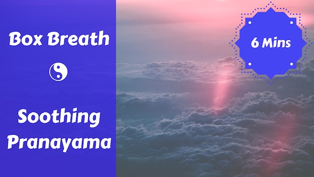 Box Breath | Grounding Pranayama