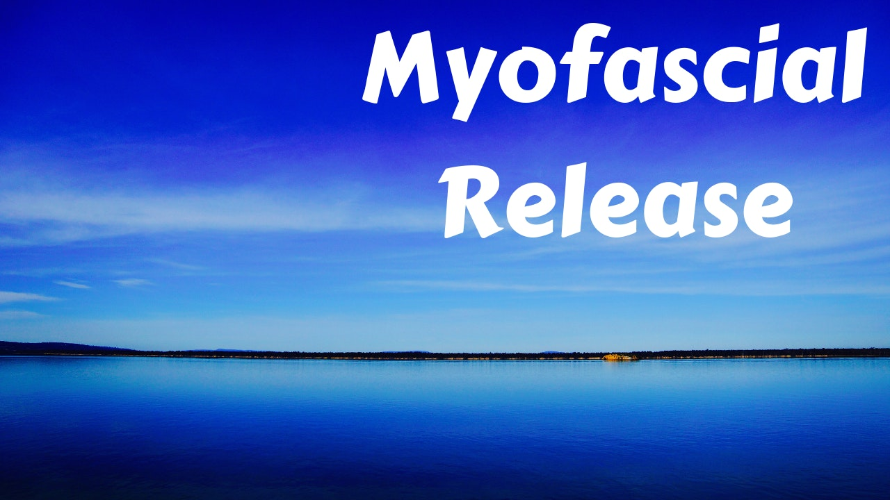 Members Only Myofascial Release
