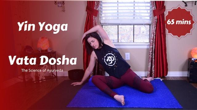 Yin Yoga for Vata Dosha   The Science of Ayurveda