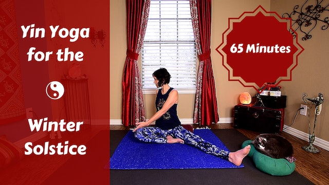 Yin Yoga for Introspection | Kidneys | Water Element