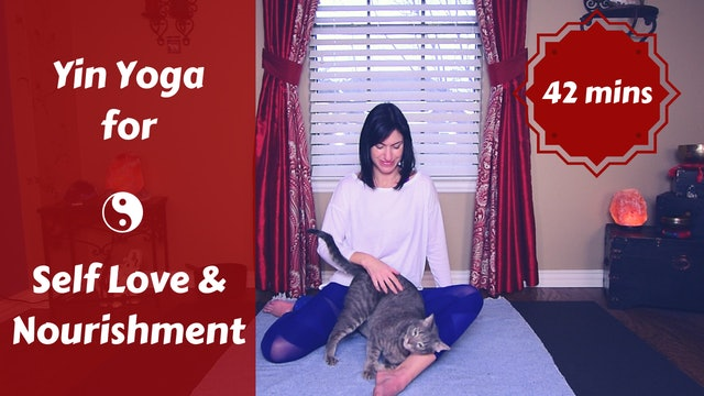 Yin Yoga for Self Love | Nourish Yourself | Earth Element