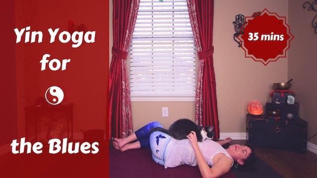 Yin Yoga for the Blues | Bring Sunshi...