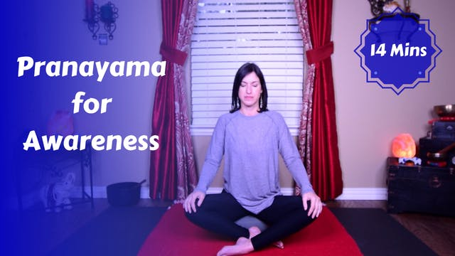 Pranayama for Awareness | Beginning P...