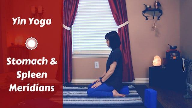 Yin Yoga for Stomach/Spleen Meridians I