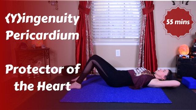 {Y}ingenuity |Protector of the Heart | Pericardium Meridian