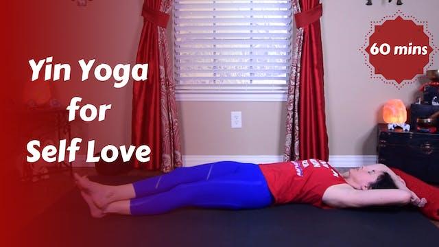 Yin Yoga Self Love | Love Yourself He...