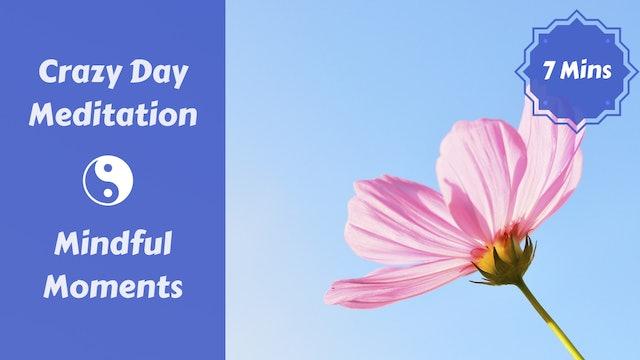 Meditation for a Crazy Day!