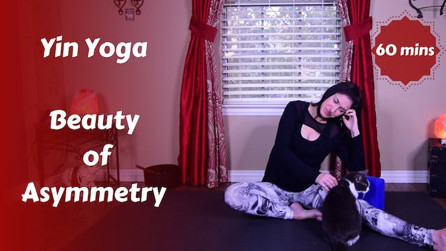 The Beauty of Asymmetry | Yin Yoga