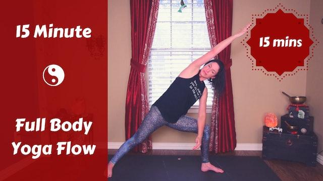 Yoga for Busy Days | Full Body Flow