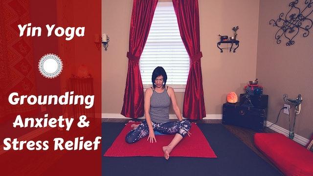 Yin Yoga for Grounding