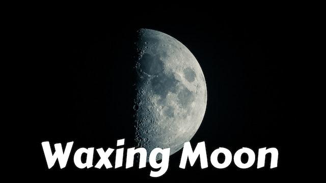 Waxing Moon Yoga