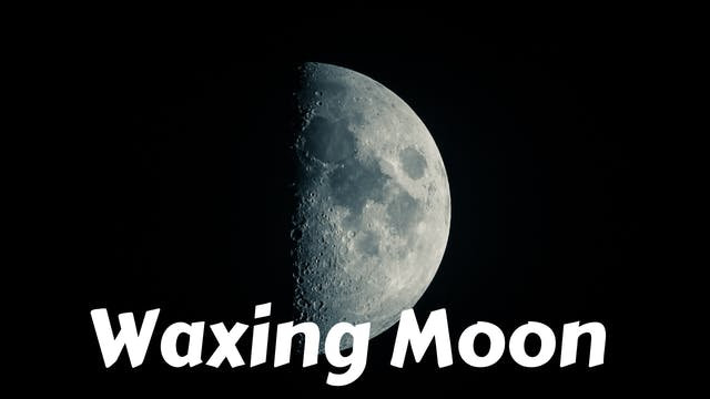 Waxing Moon Yoga