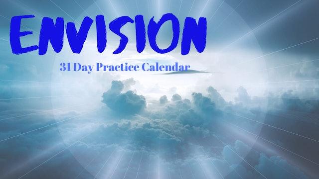 ENVISION Practice Calendar | August '20