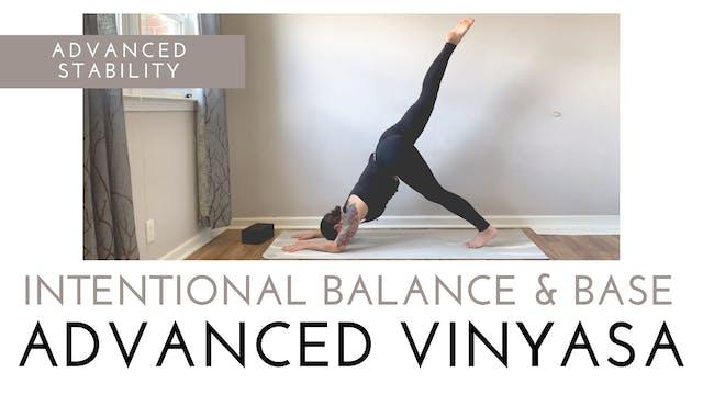 Intentional Balance & Base | Advanced...