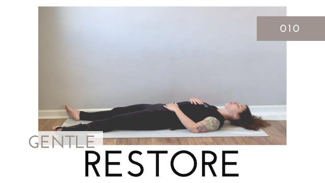 Gentle Restore 010 | Super Slow Flow ...