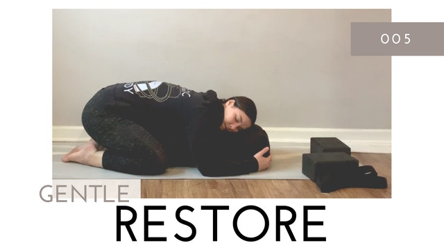 Gentle Restore 005   Dynamic Prop and Wall Assisted Relaxation