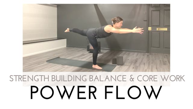 Strength Building Balance and Core Wo...