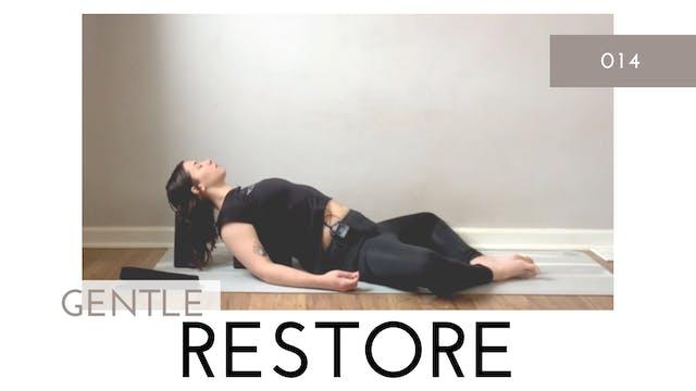 Gentle Restore 014 | Full Body Seated...