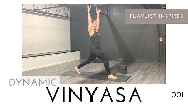 Dynamic Vinyasa 001