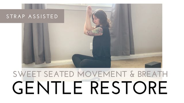 Sweet Seated Movement and Breath | Ge...