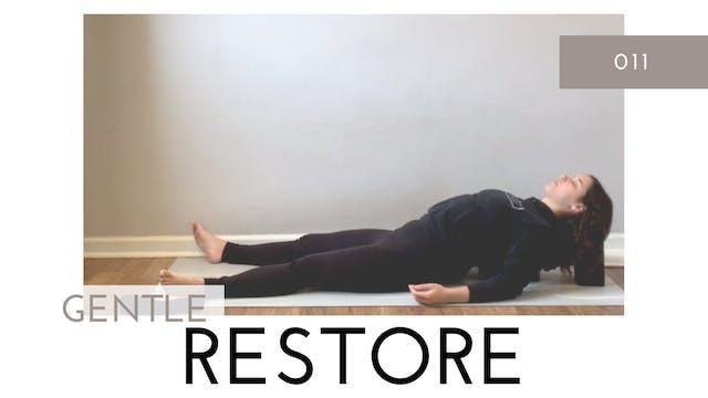 Gentle Restore 011 | Shoulder Opening...