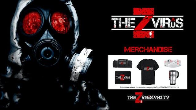 The Z Virus Merchandise