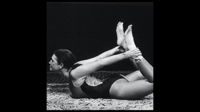 Eleanor Criswell - Somatic Yoga