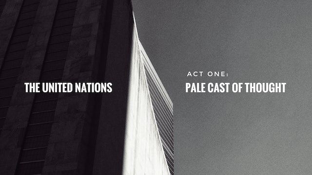 Coming Soon: The United Nations