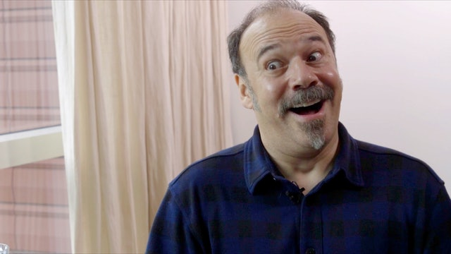 2. Danny Burstein - actor